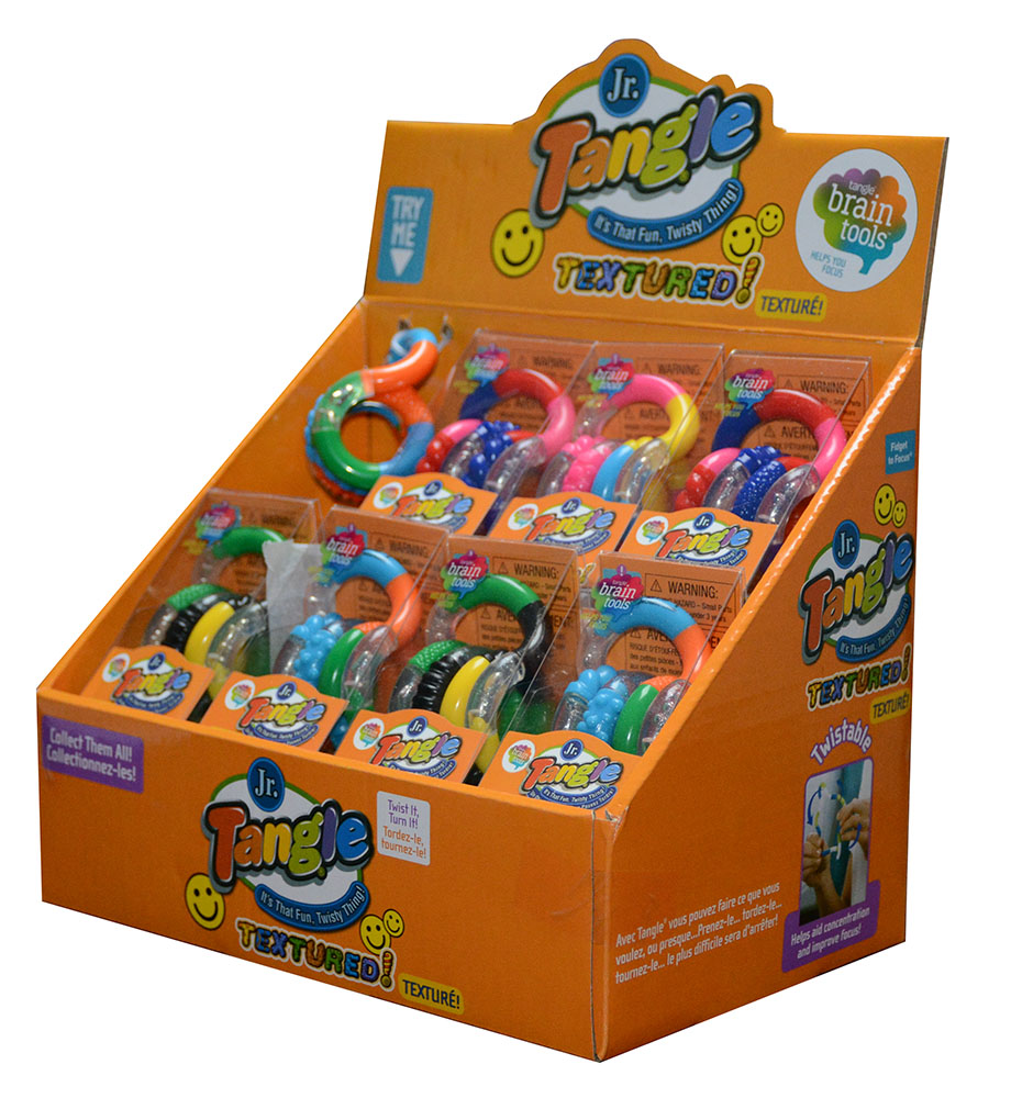 Tangle Jr. Textured assorted