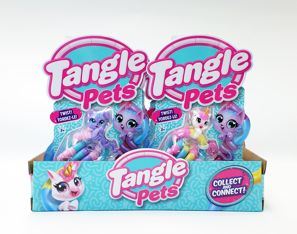 Tangle Classic - Pets assorted