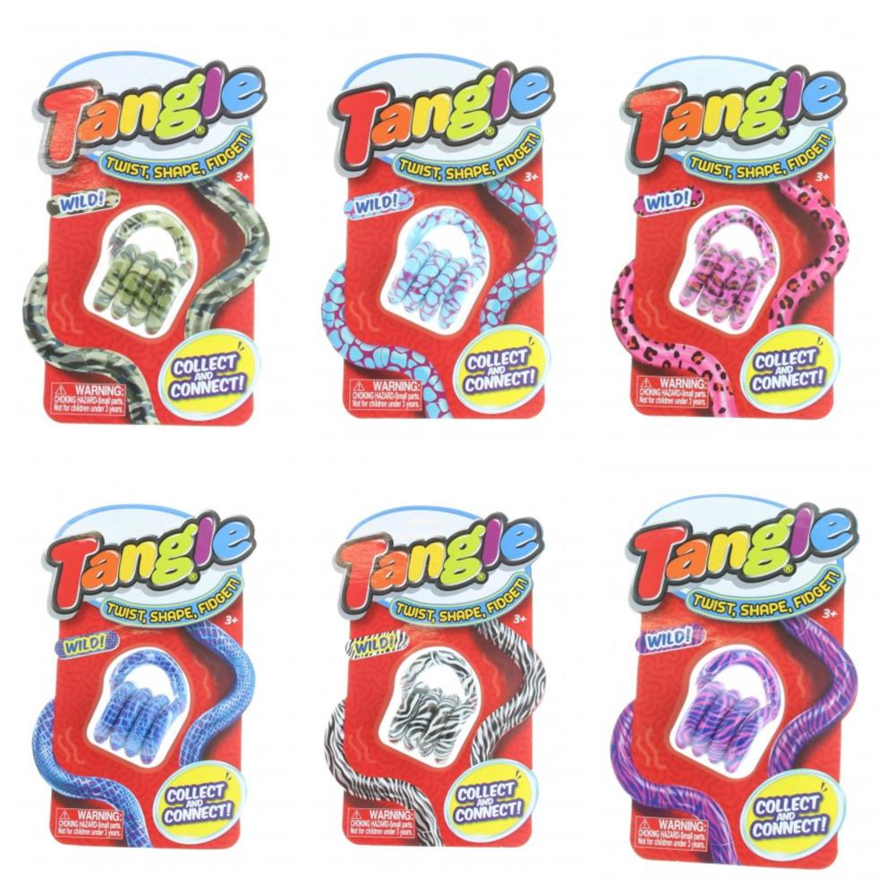 Tangle Classic - Wild assorted