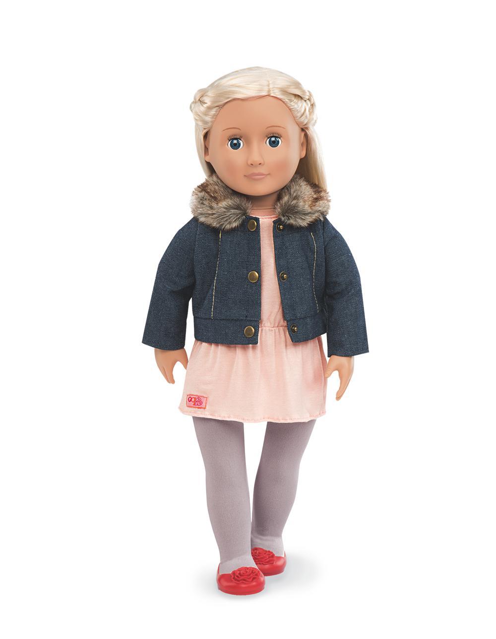 Outfit Set OG - Just Fur You for 18 Doll