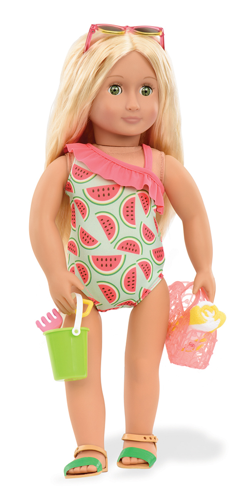 Outfit OG - Slice of Fun for 18 Doll