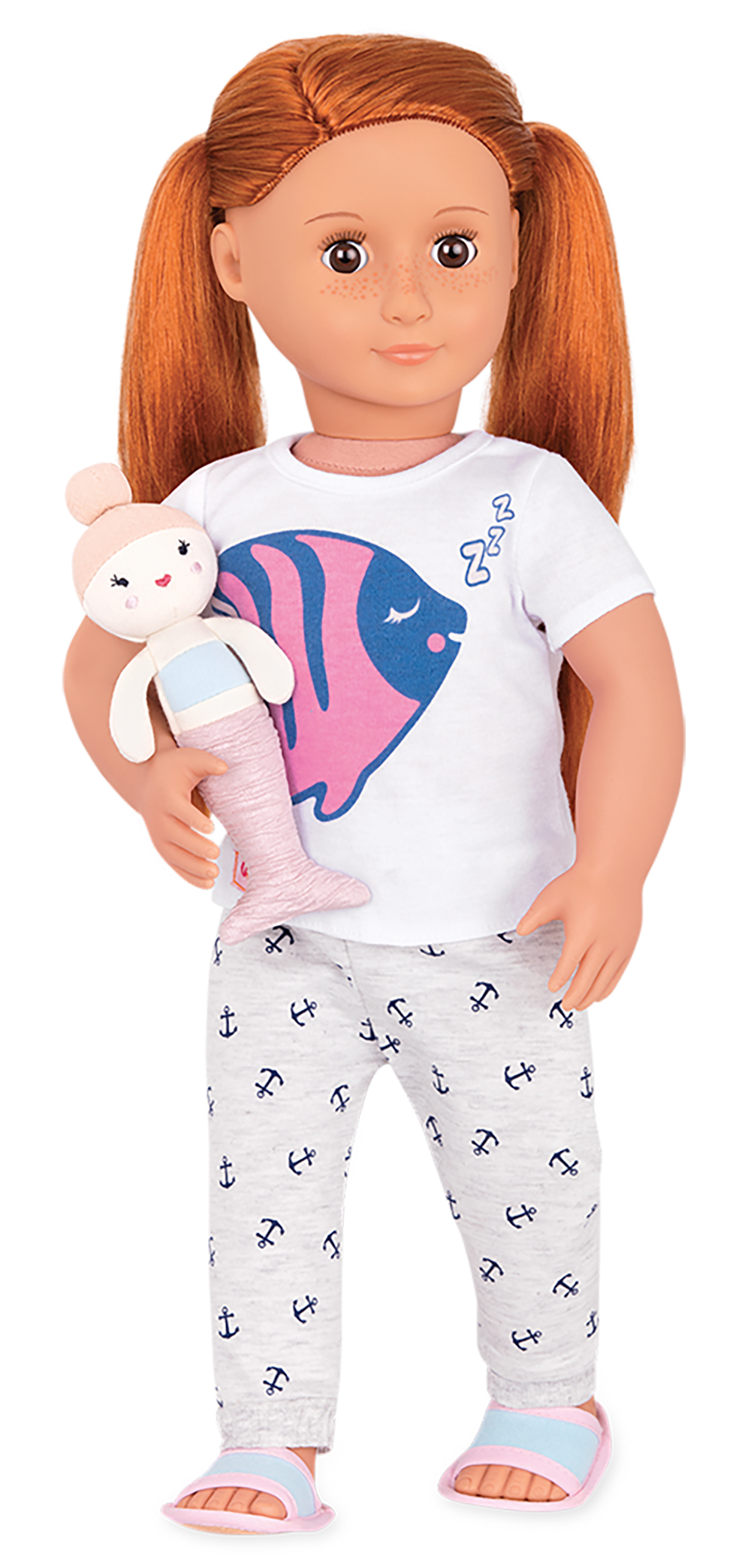 Outfit OG - Seaside Sleepover for 18 Doll