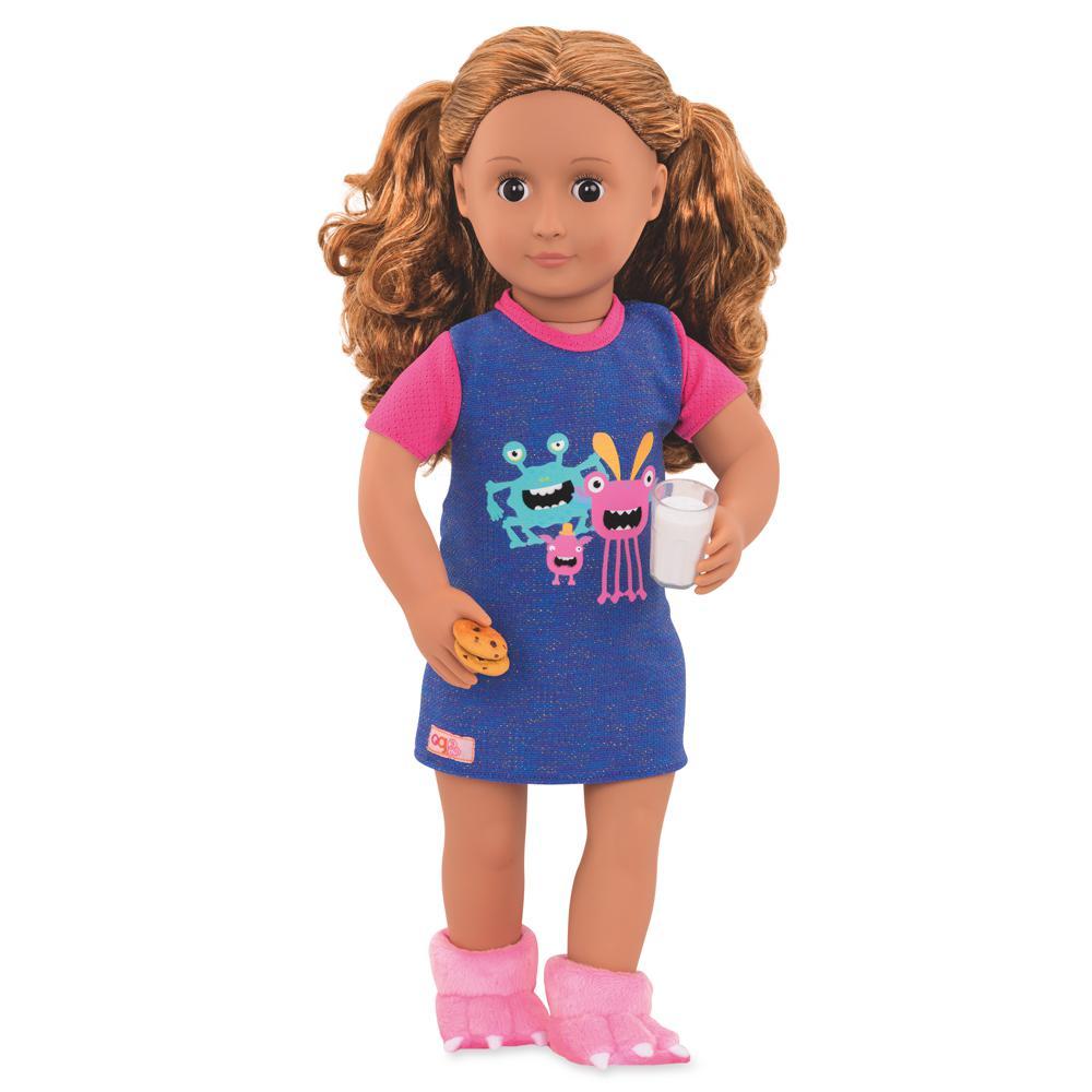 Outfit Set OG - Snuggle Monster for 18 Doll