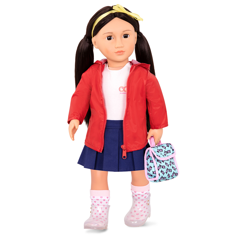 Deluxe Outfit OG - Rainy Recess for 18 Doll