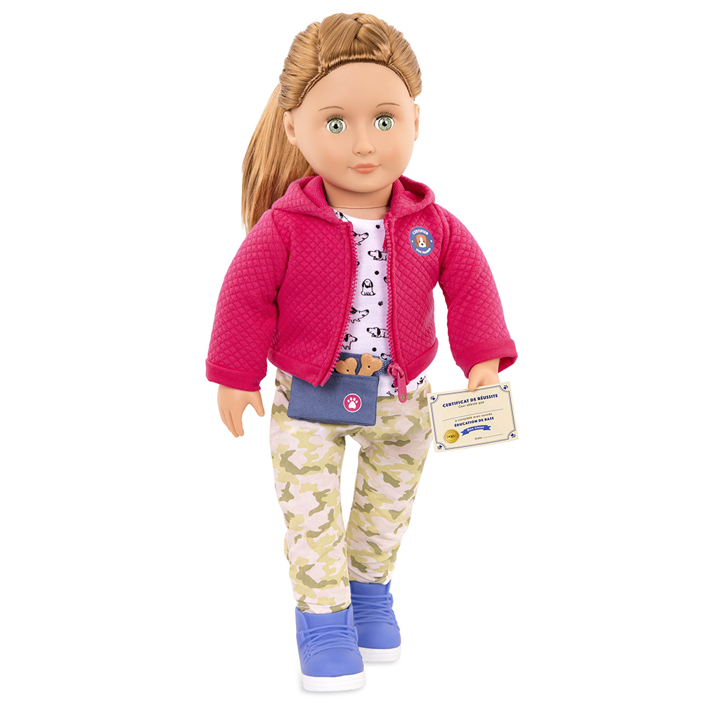 Deluxe Outfit OG - Tender Trainer for 18 Doll