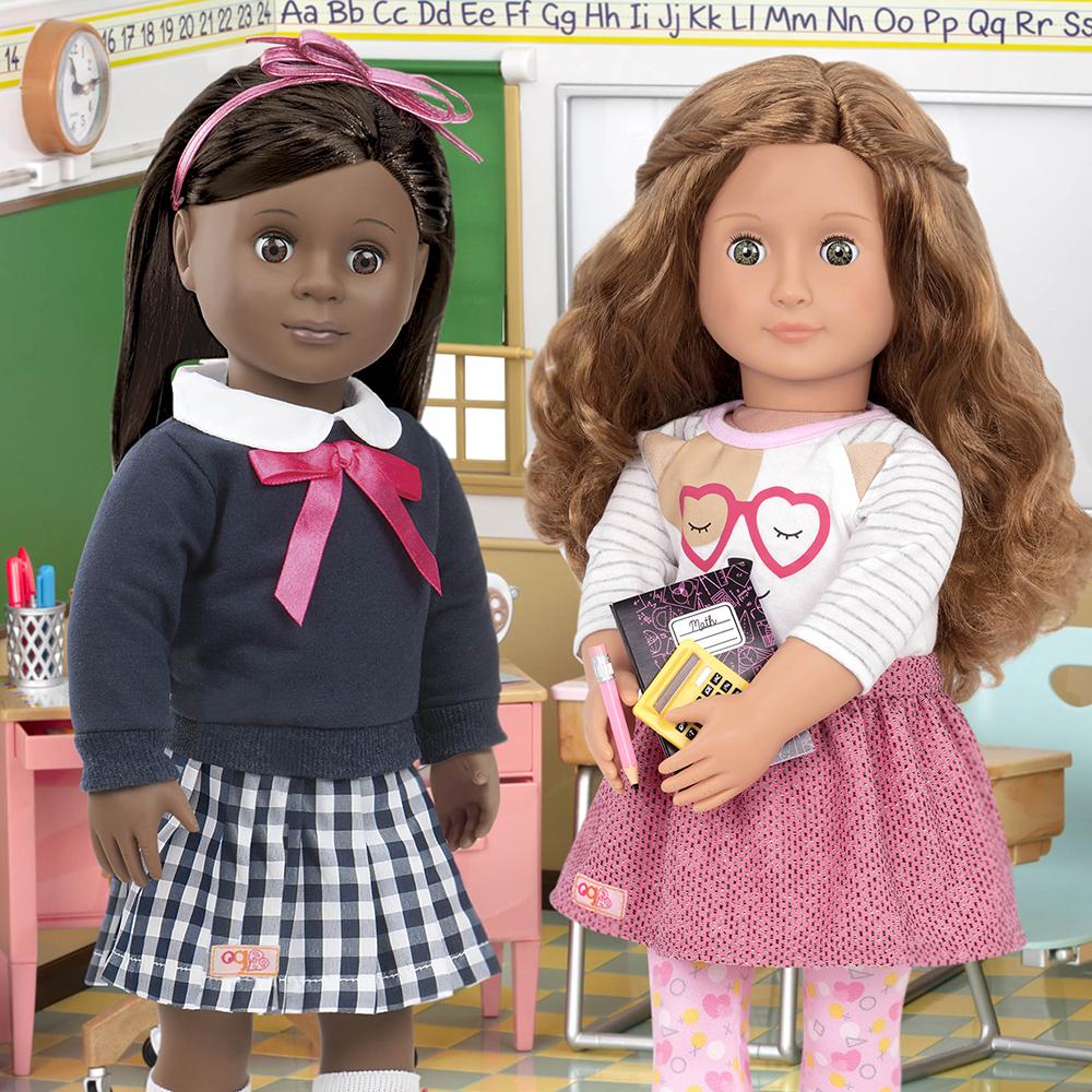 Doll OG - Maeva the schoolgirl 18