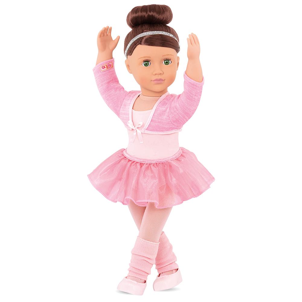 Doll OG Deluxe - Sydney Lee Ballerina 18