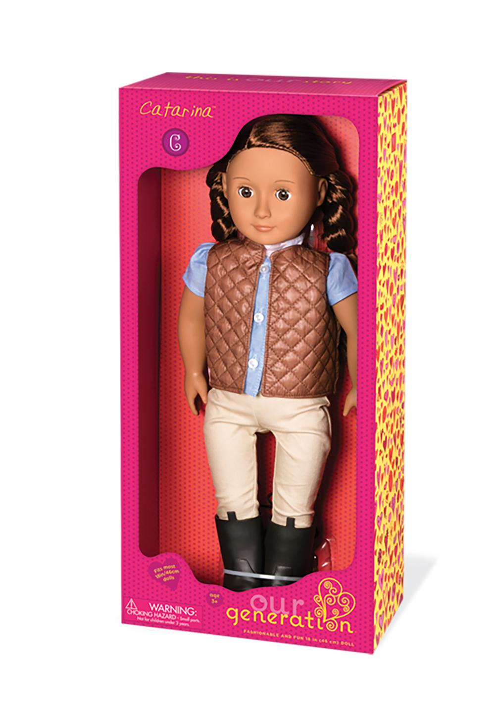 Doll Spanish Catarina 18