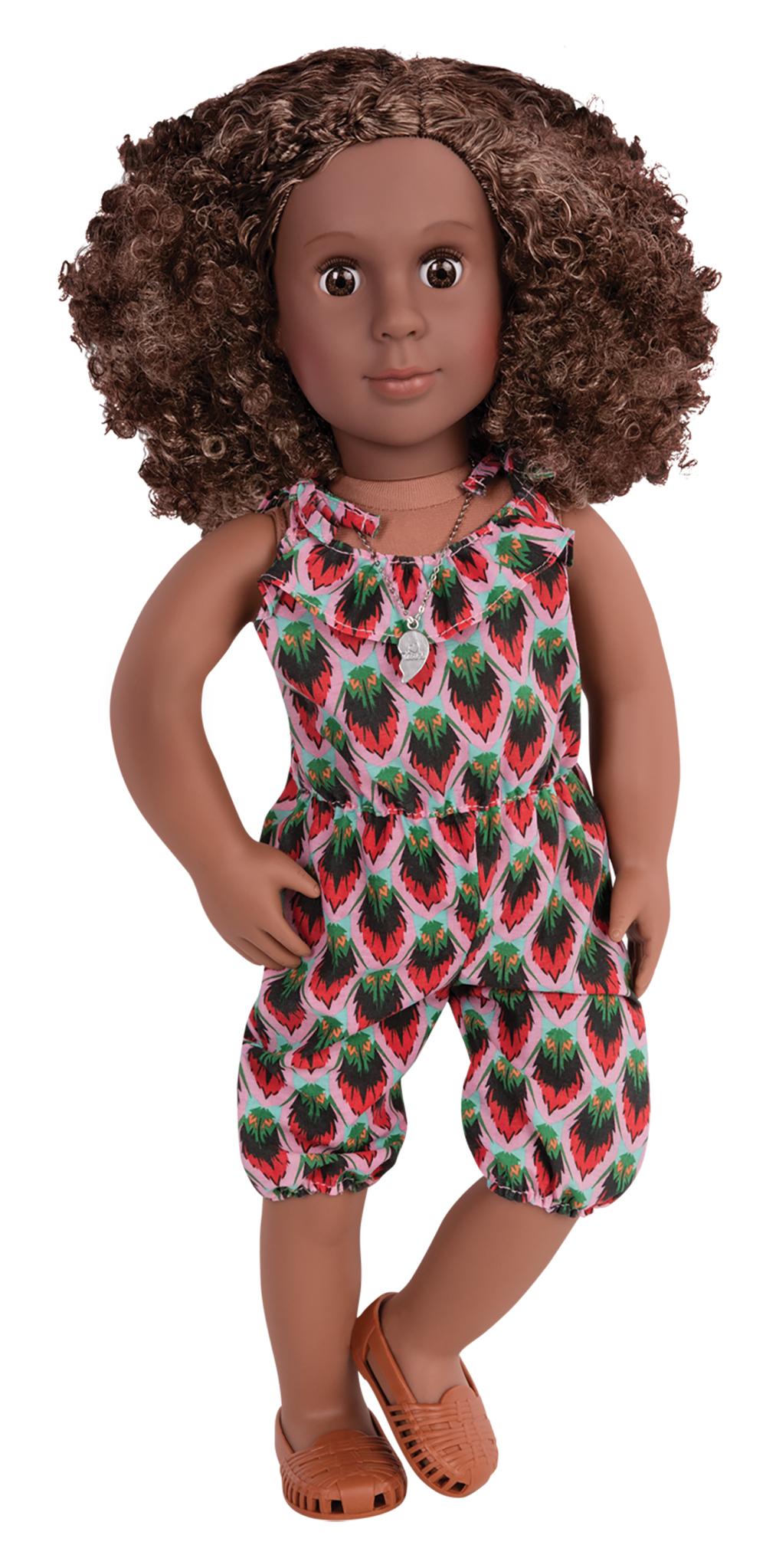 Deluxe Twin doll Denelle 18