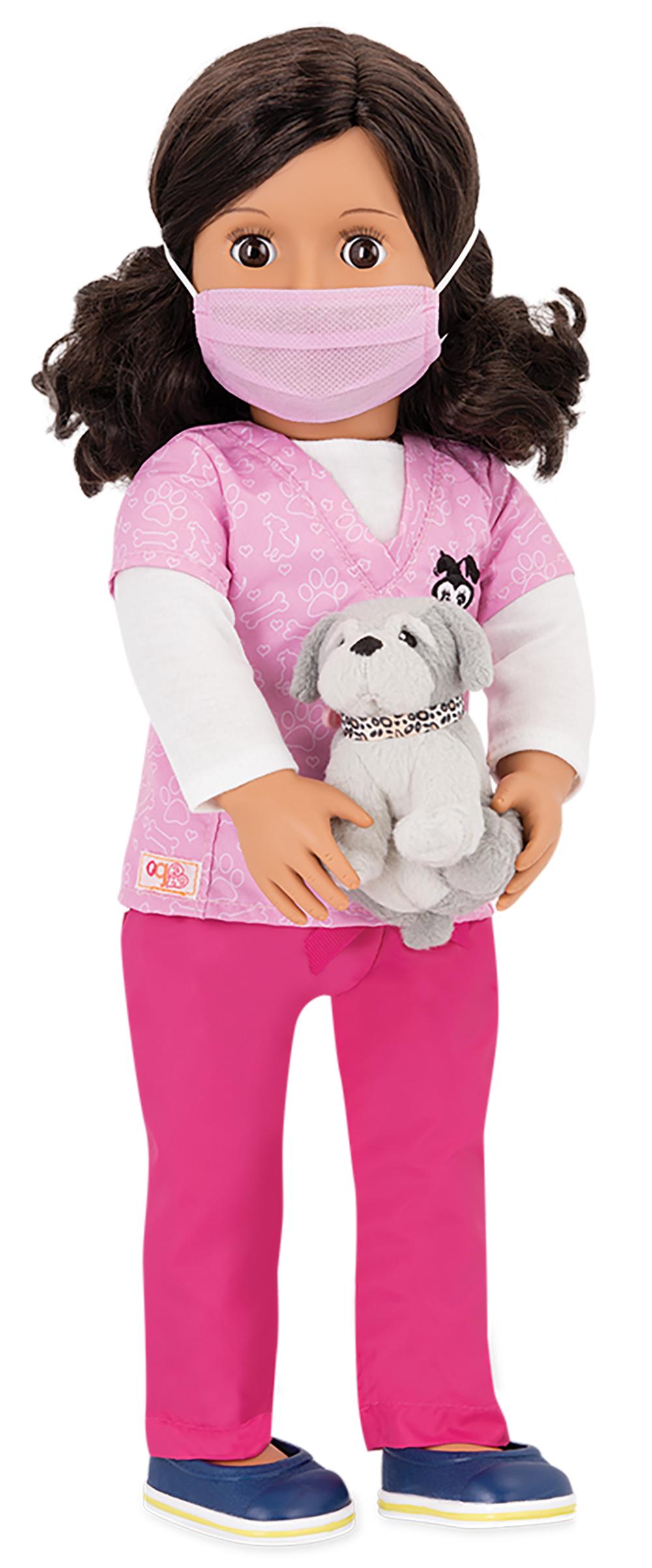 Doll OG Deluxe - Paloma Professional Vet 18