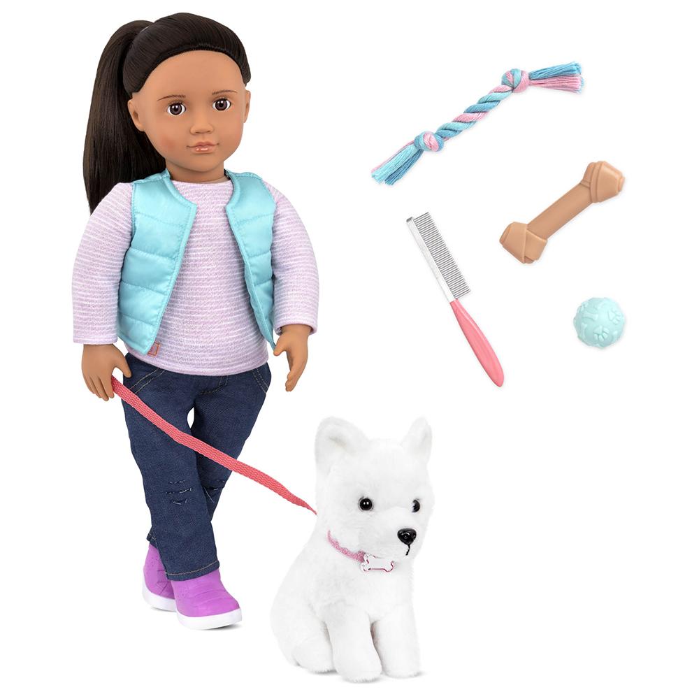 Doll OG Pet Collection - Cassie 18