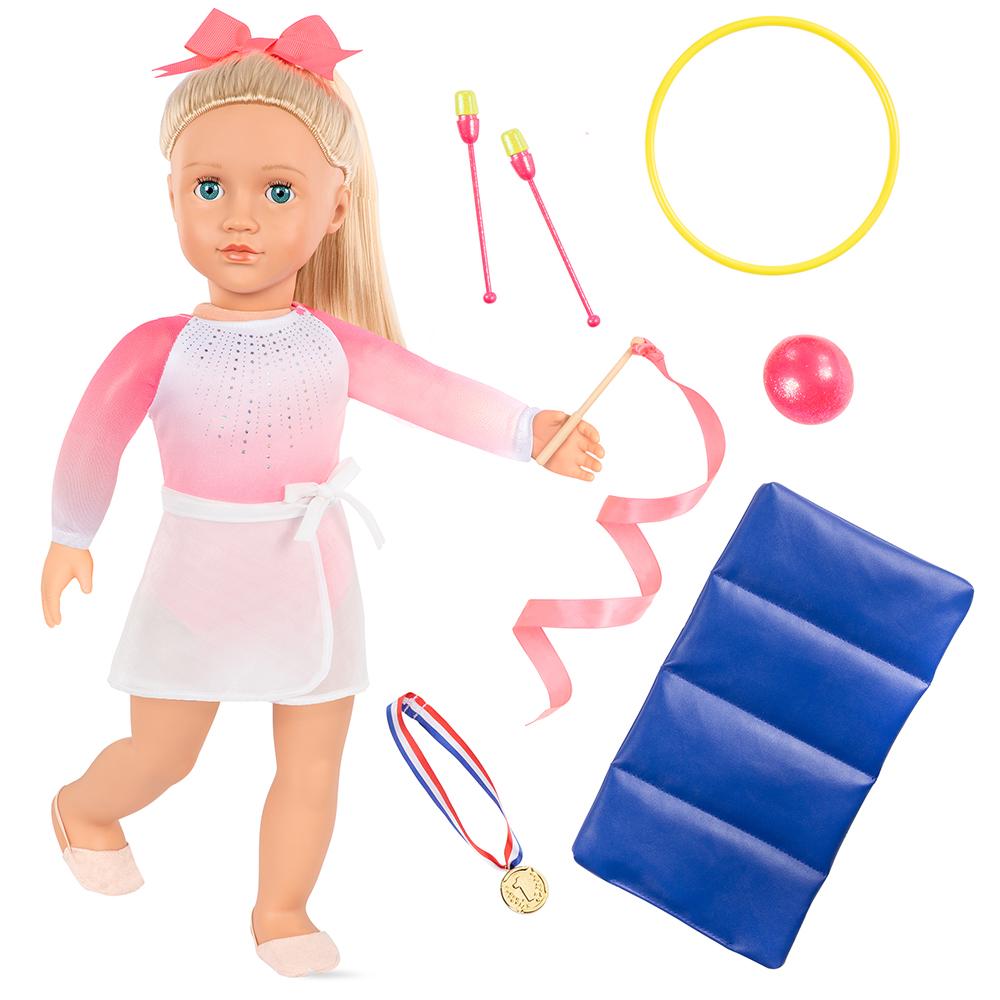 Doll OG Profession - Gymnast Diane 18
