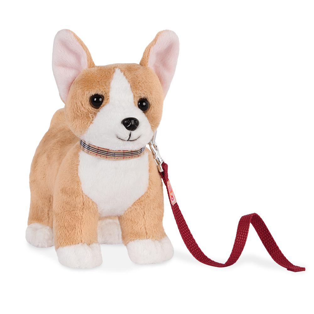 Dog OG - Poseable Corgi
