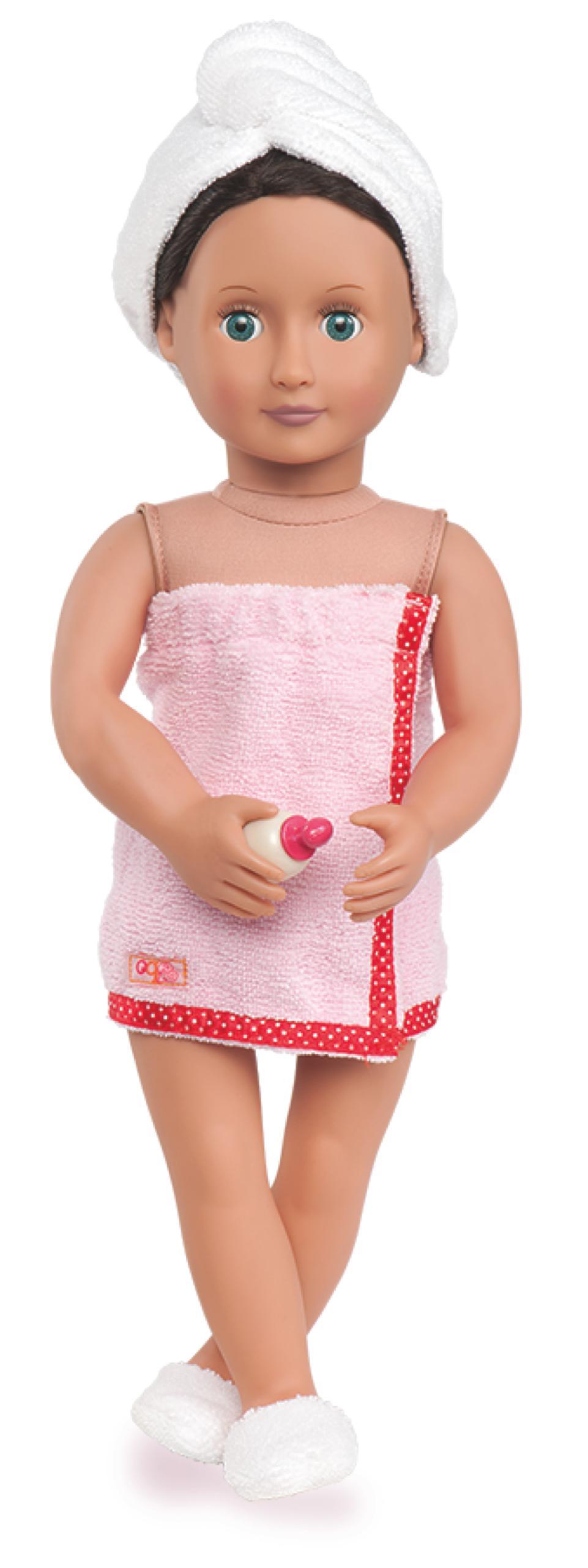 Sp-Aaaah Day Set for 18 OG doll