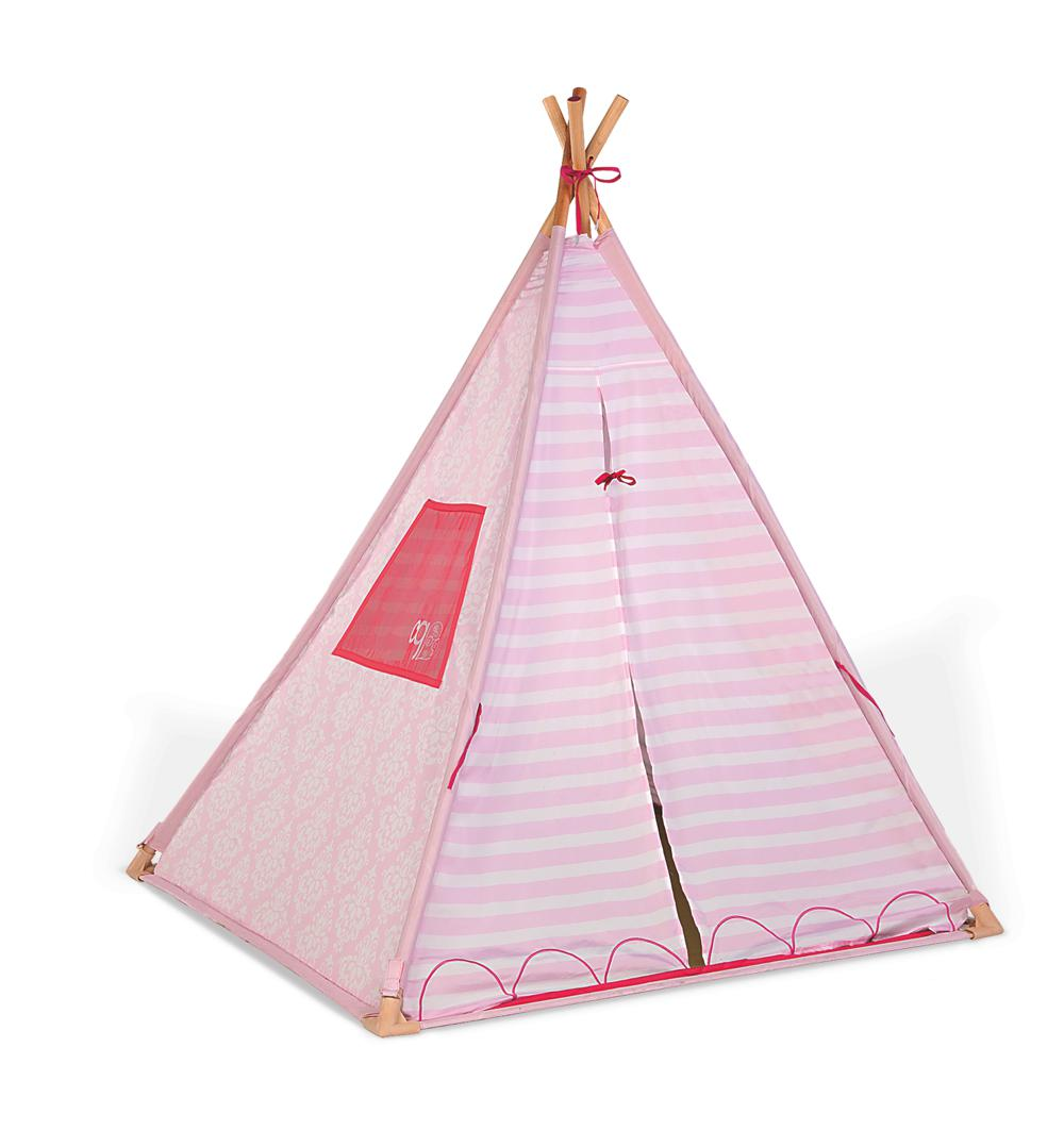 Set OG -Suite Teepee for 18 Doll