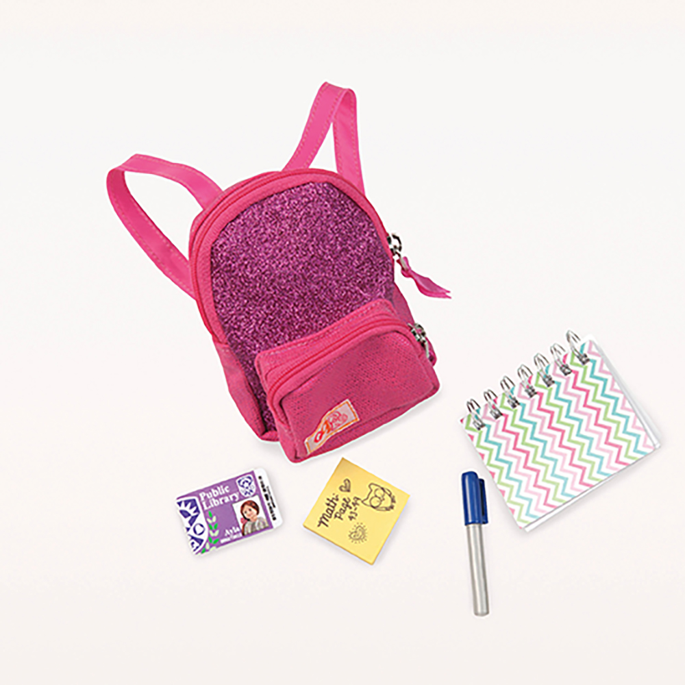 Mini accessories OG - School Smarts