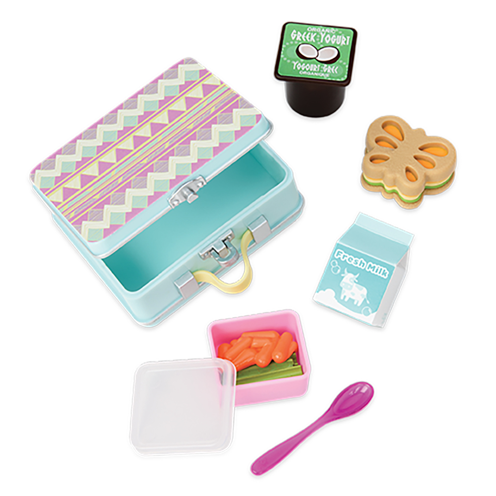 Mini accessories OG - All Set For Lunch