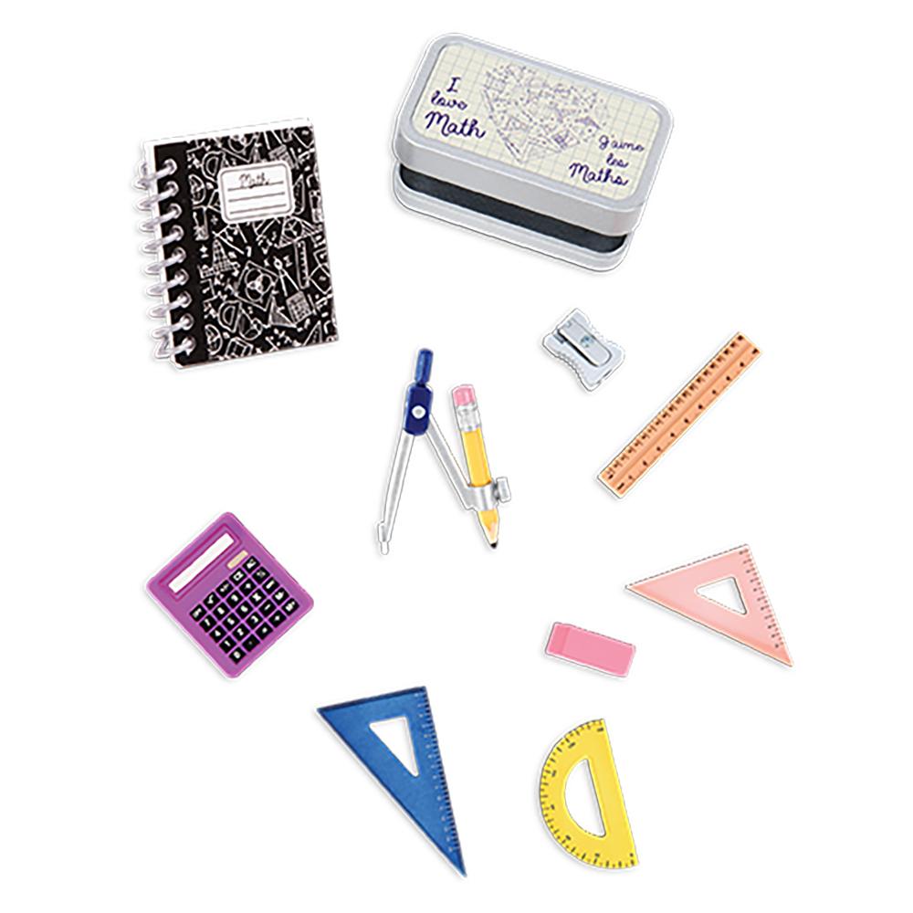 Mini accessories OG -Math Whiz