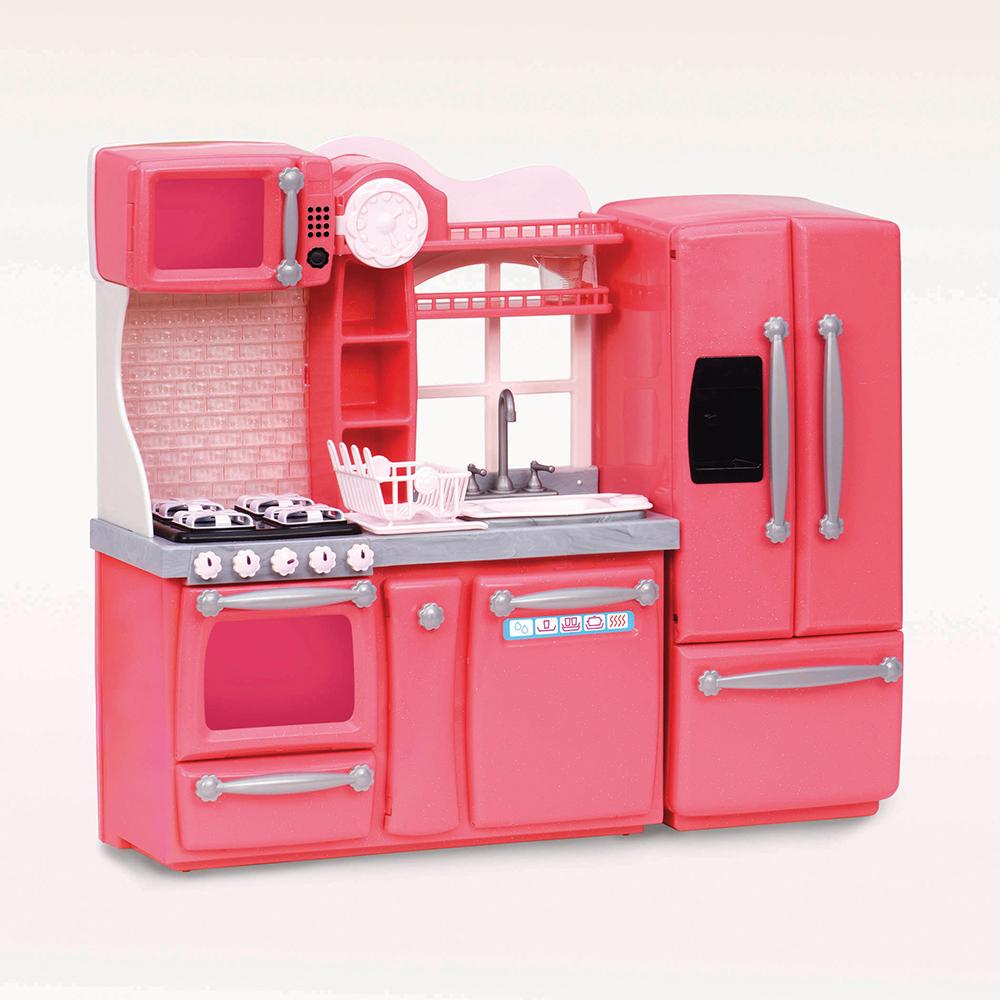 Set OG - Gourmet Kitchen Set for 18 Doll