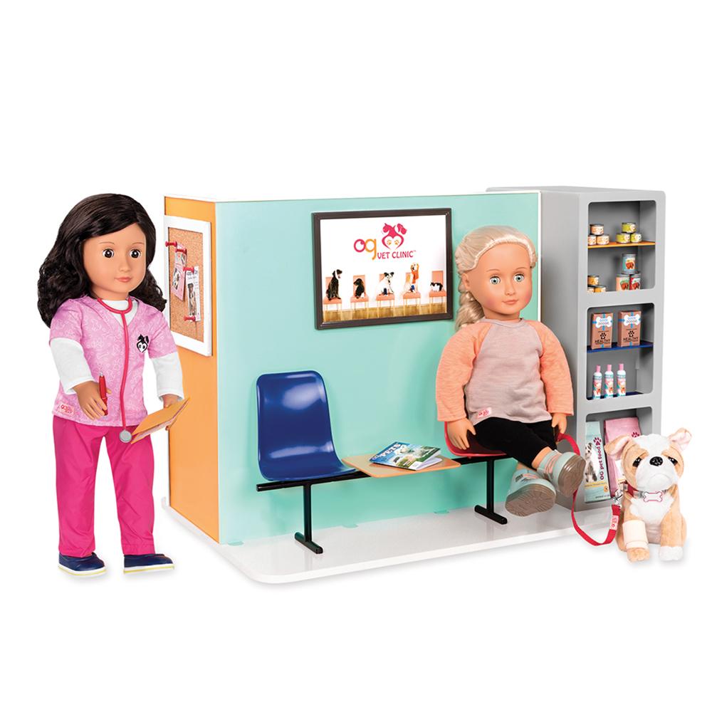 Clinique vétérinaire Healthy Paws pour OG