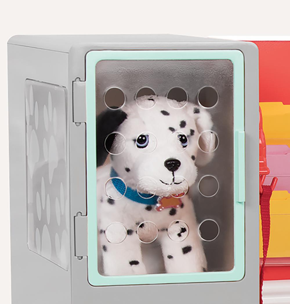 Clinique vétérinaire Healthy Paws pour poupée OG de 46 cm