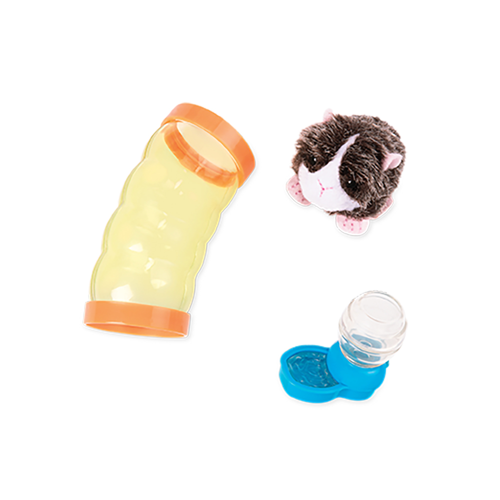 Mini pet accessories OG -Pet Guinea Pig Set