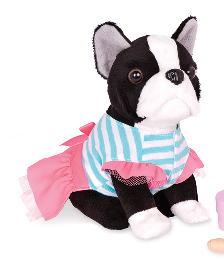 Set OG - Furry Party for 18 Doll