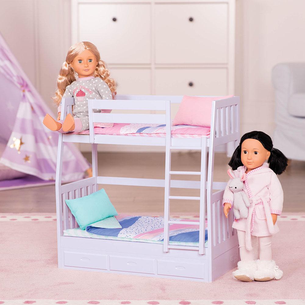 Accessories OG - Dream Bunks Bed for 18 Doll