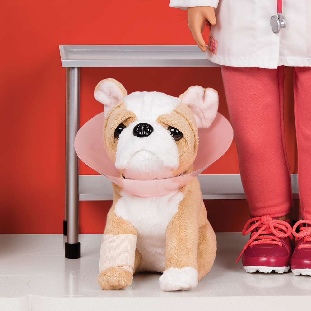 Deluxe Accessories OG - Healthy Paws Vet Clinic for 18 Doll