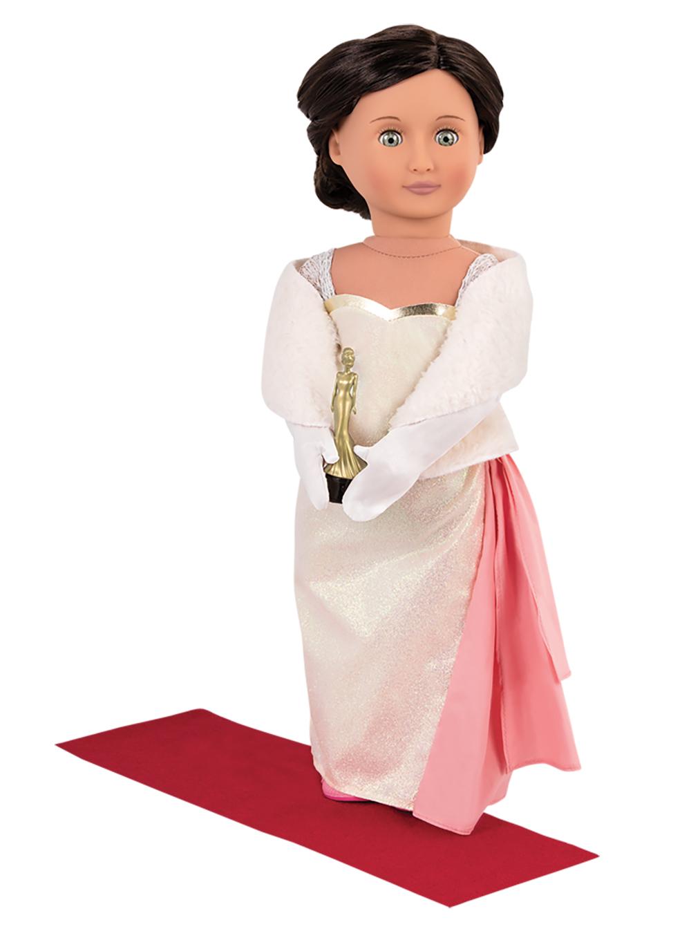 Ensemble rétro de luxe Best Actress pour poupée OG de 46 cm