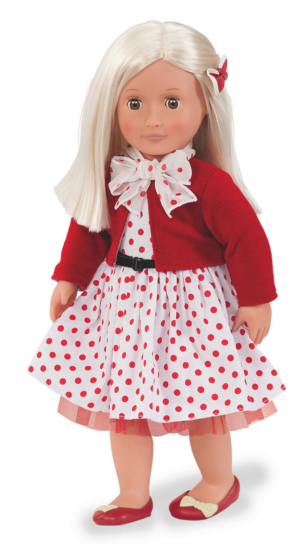 Retro Doll OG - Rose