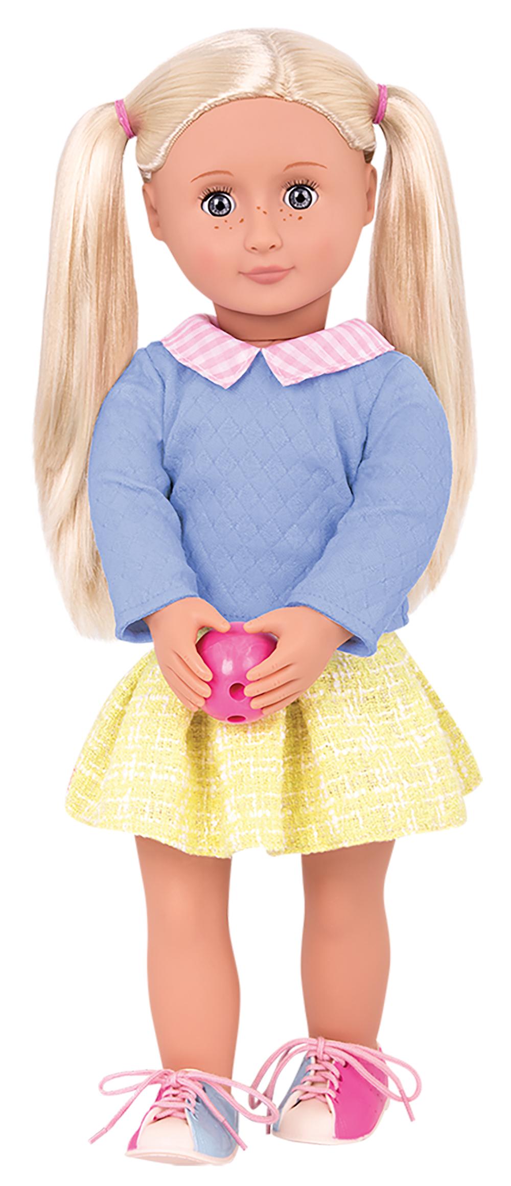 Retro Doll OG - Bonnie Rose 18