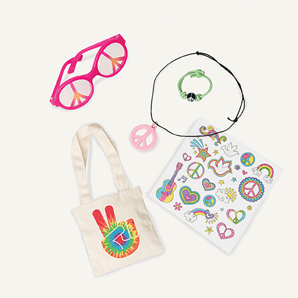 Mini Retro accessories OG -Peace Of Mind