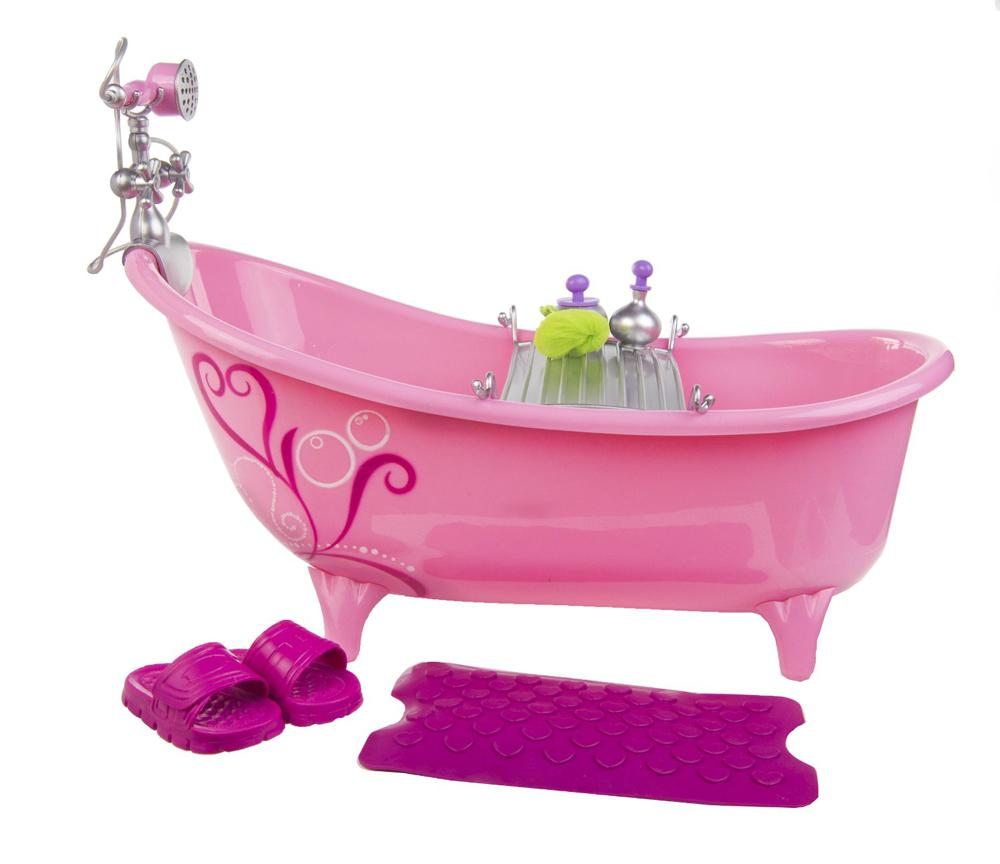 Accessories OG - Owl Be Relaxing Bathtub for 18 Doll