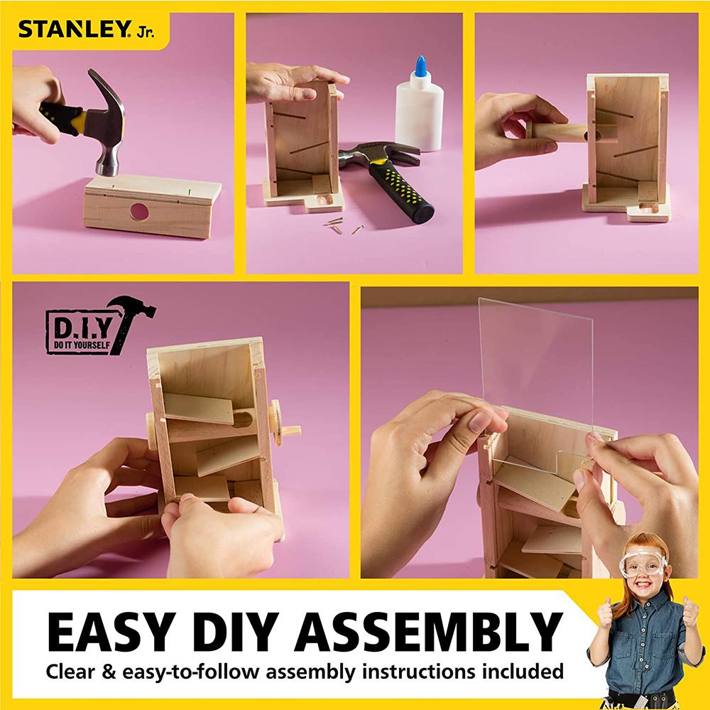 Stanley Jr. - Candy Maze kit Pink
