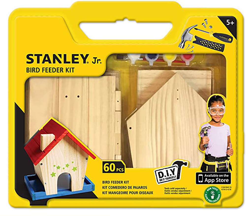Stanley Jr. - Bird Feeder kit