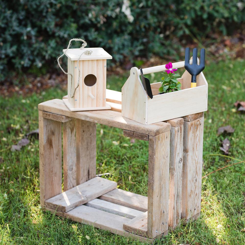 Stanley Jr. - Birdhouse kit