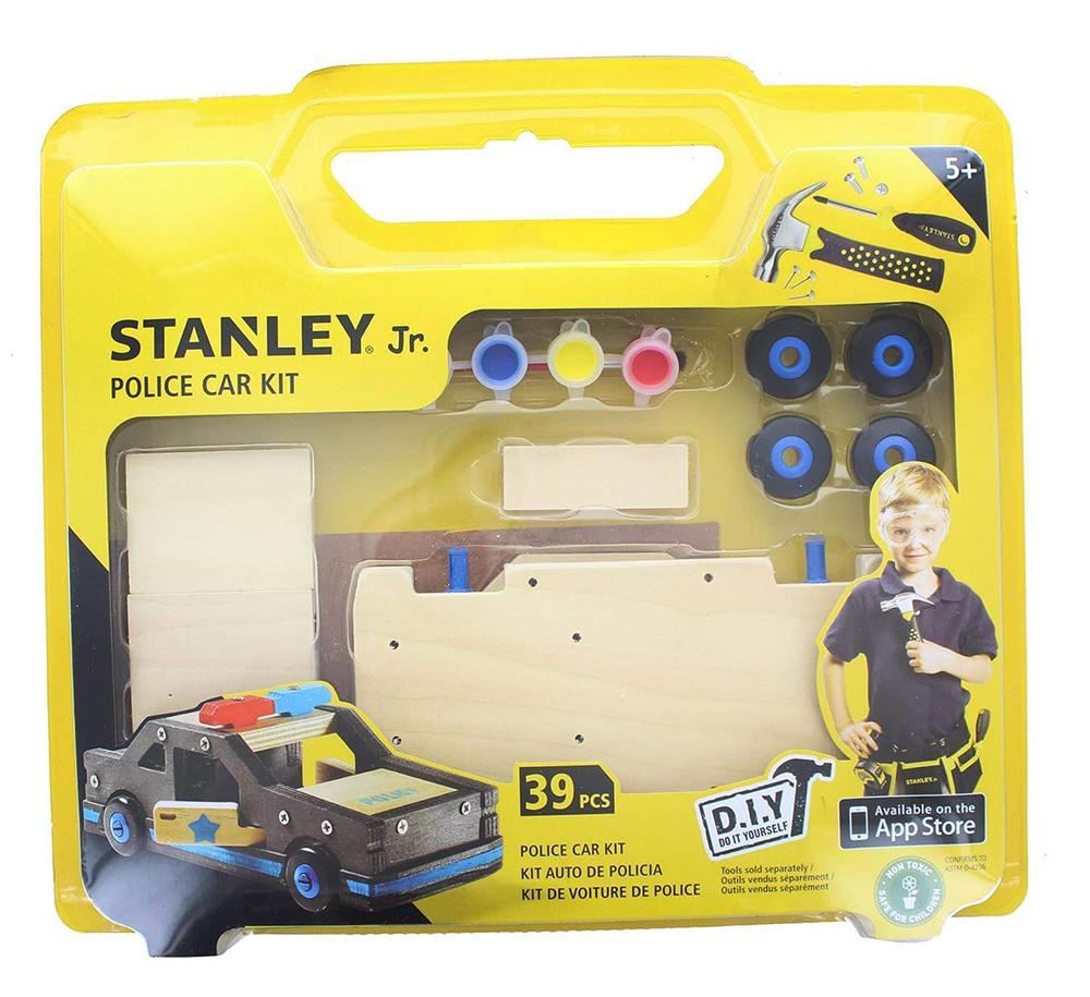 Stanley Jr. - Police car kit