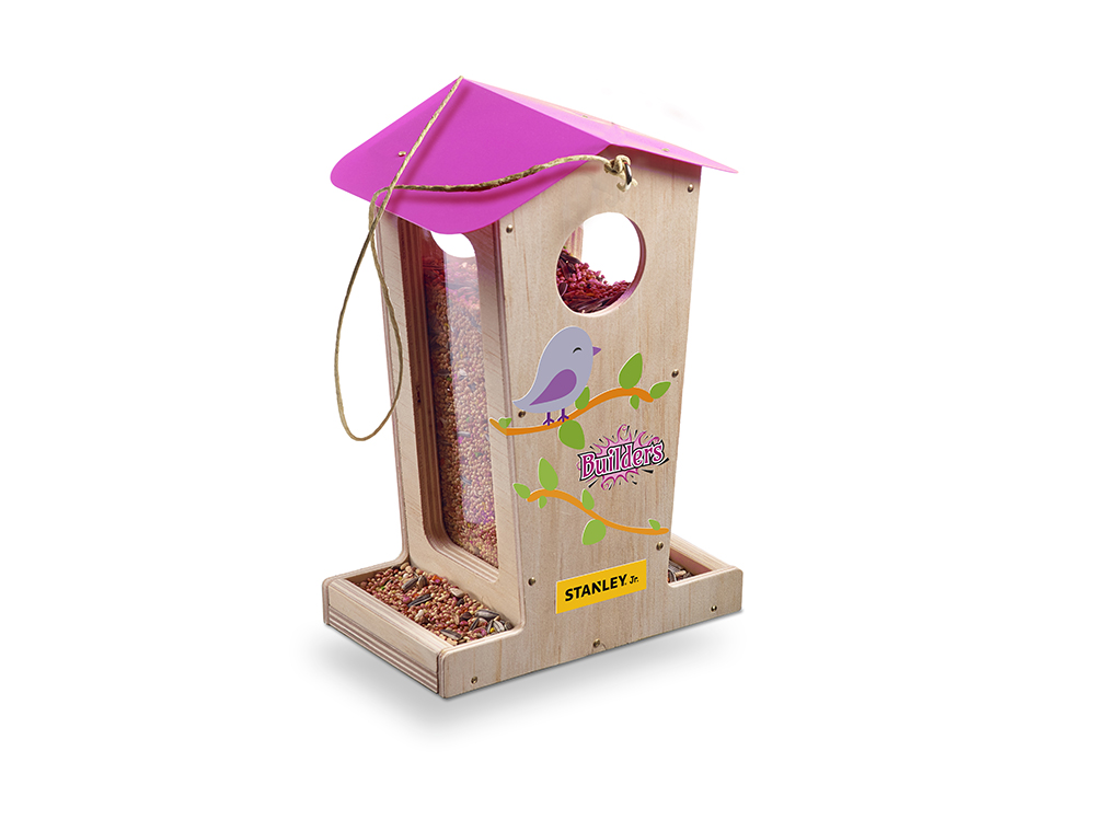 Stanley Jr. - Tallbird Feeder kit Pink