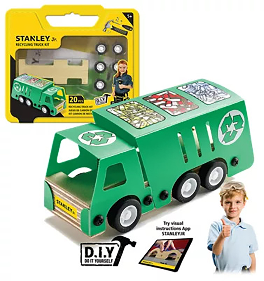 Stanley Jr. - Recycling Truck Kit