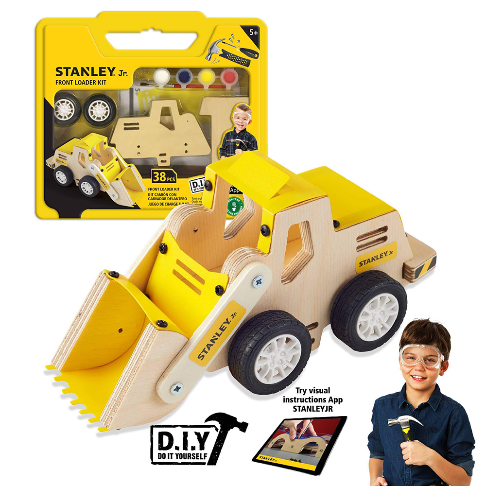 Stanley Jr. - Front Loader Kit
