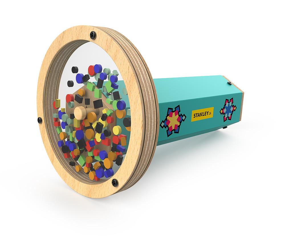 Stanley Jr. - Kaleidoscope Kit