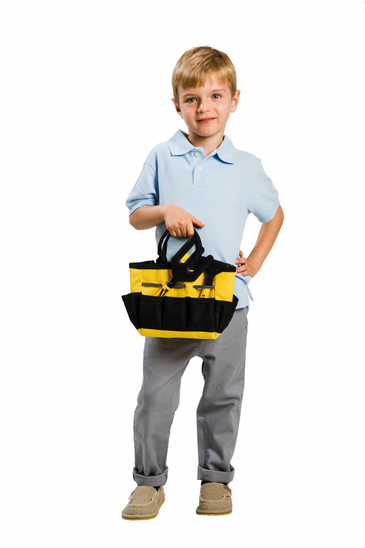 Stanley Jr. - Hand Garden Tool Set 4 pieces with tool bag