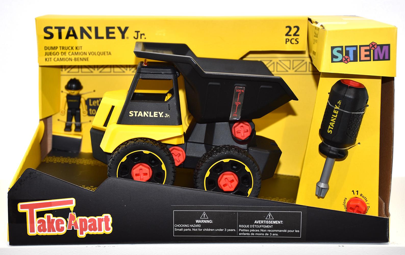 Stanley Jr. - Take a Part: Dump Truck
