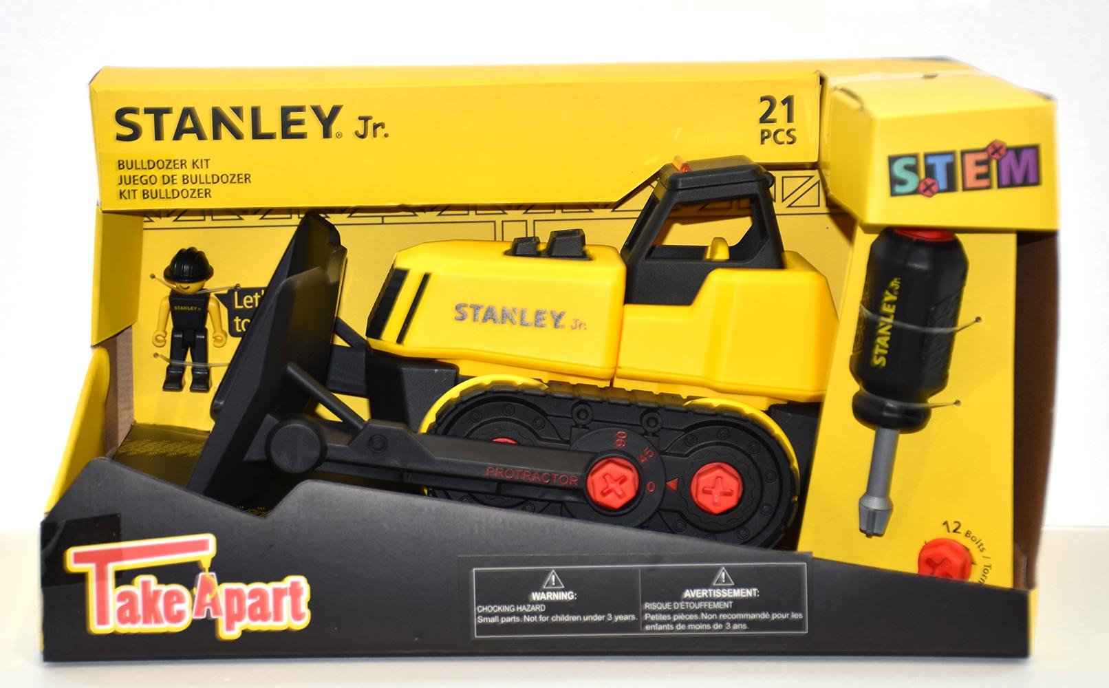 Stanley Jr. - Take a Part: Bulldozer