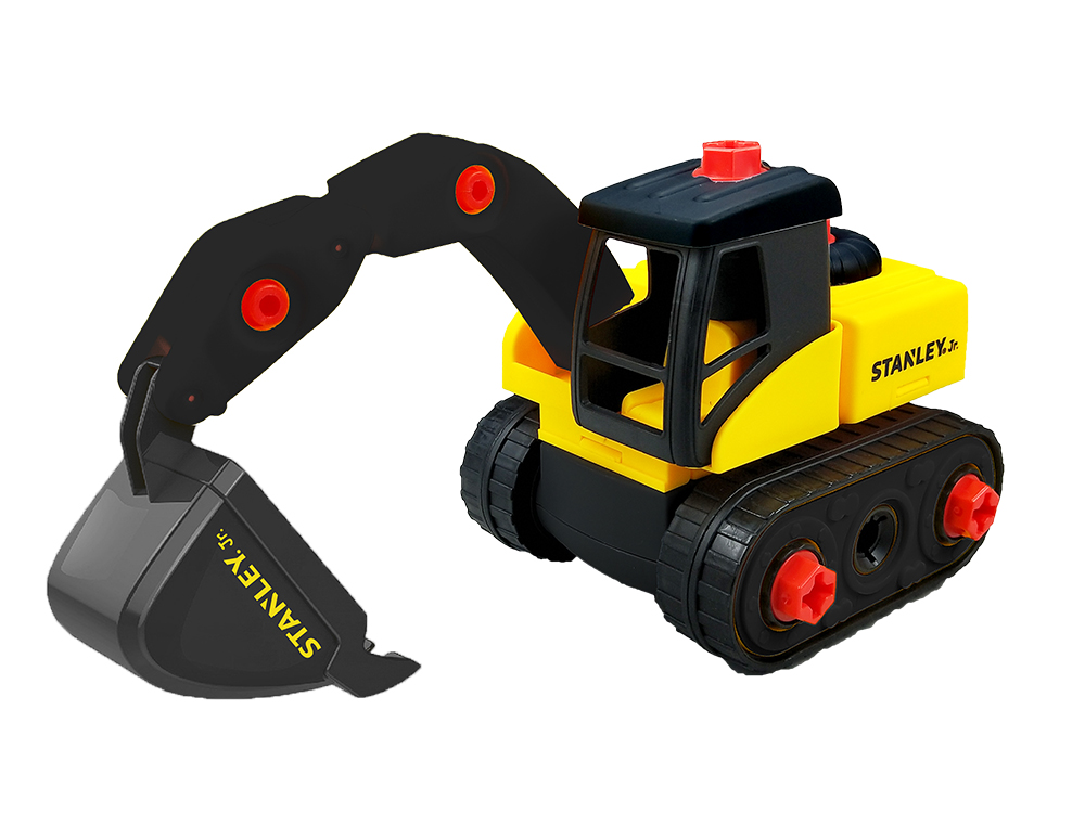 Stanley Jr. - Take a Part Classic: Excavator