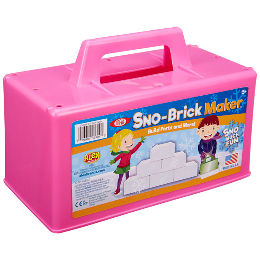 Sno paint-brick maker