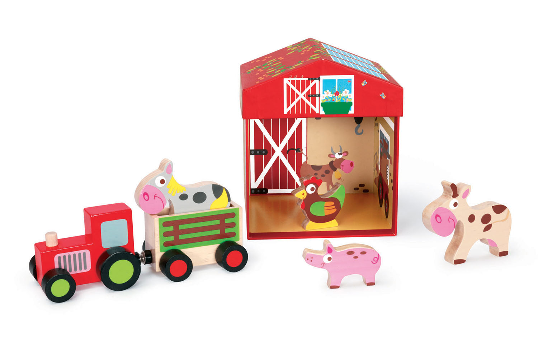 Play Box Farm