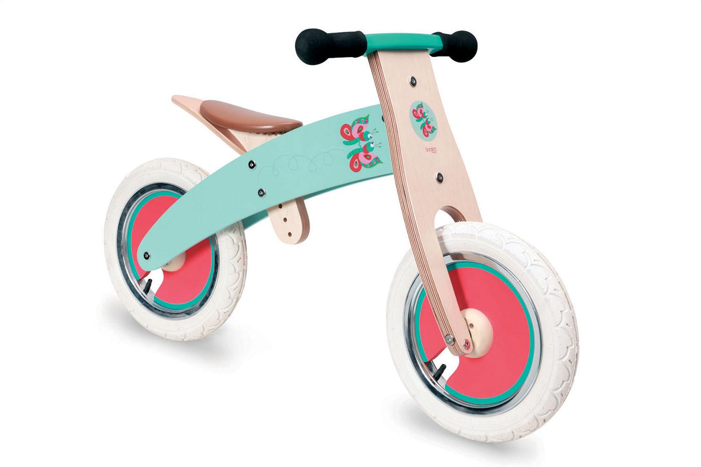 Scratch - Balance bike - Butterflies