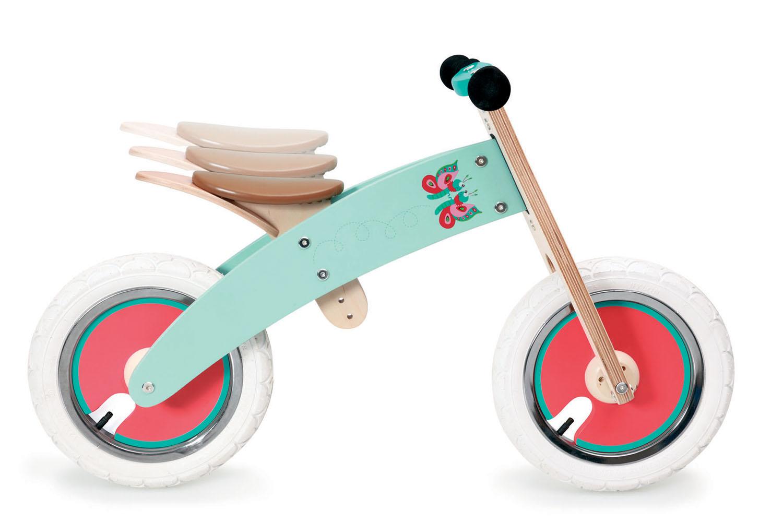 Balance Bike evolutif- Butterfly